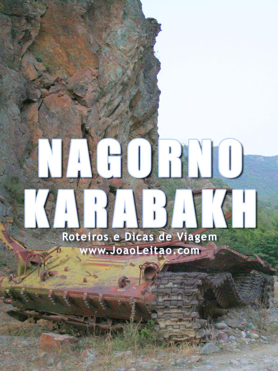 Visitar Nagorno-Karabakh – Roteiros e Dicas de Viagem