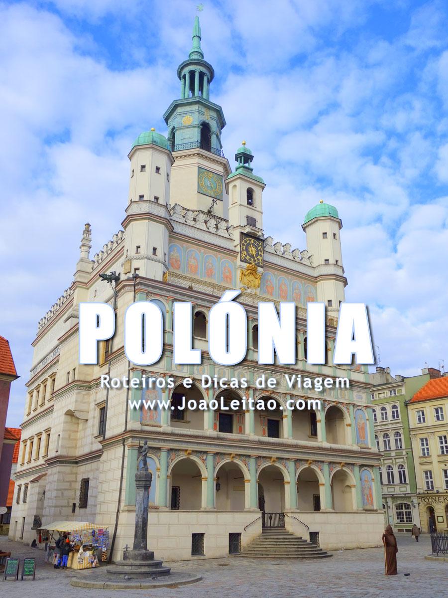 Visitar Polónia – Roteiros e Dicas de Viagem