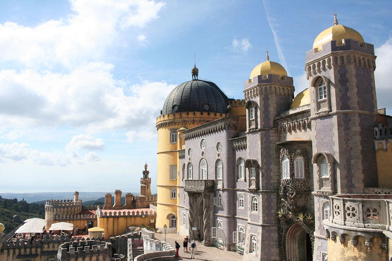 Palacio da Pena em Sintra