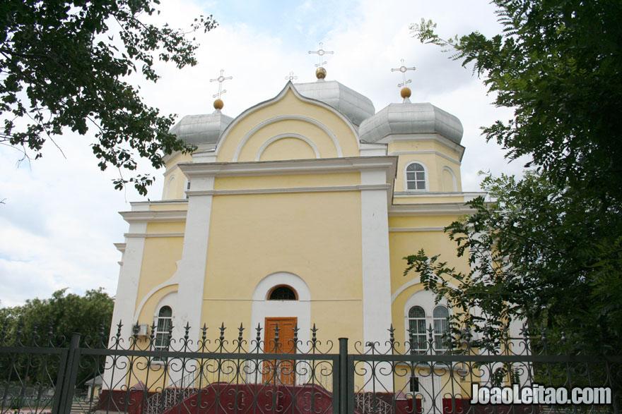 Igreja de São João em Comrat, Visitar a Gagaúzia