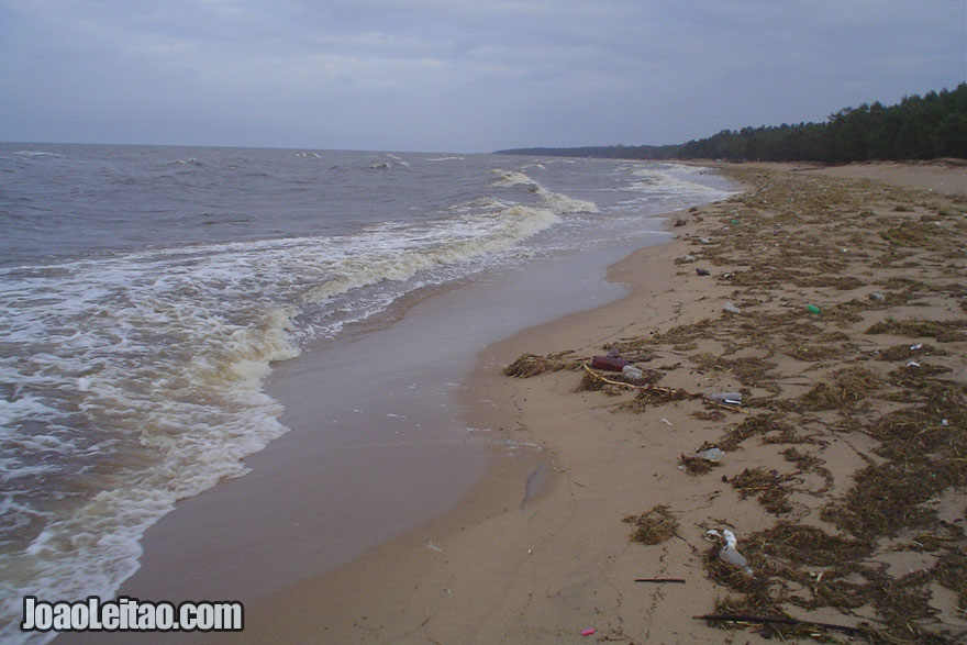 Costa do Mar Báltico, Visitar a Letónia