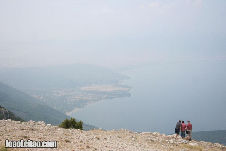 Lago Ohrid, Visitar a Macedónia