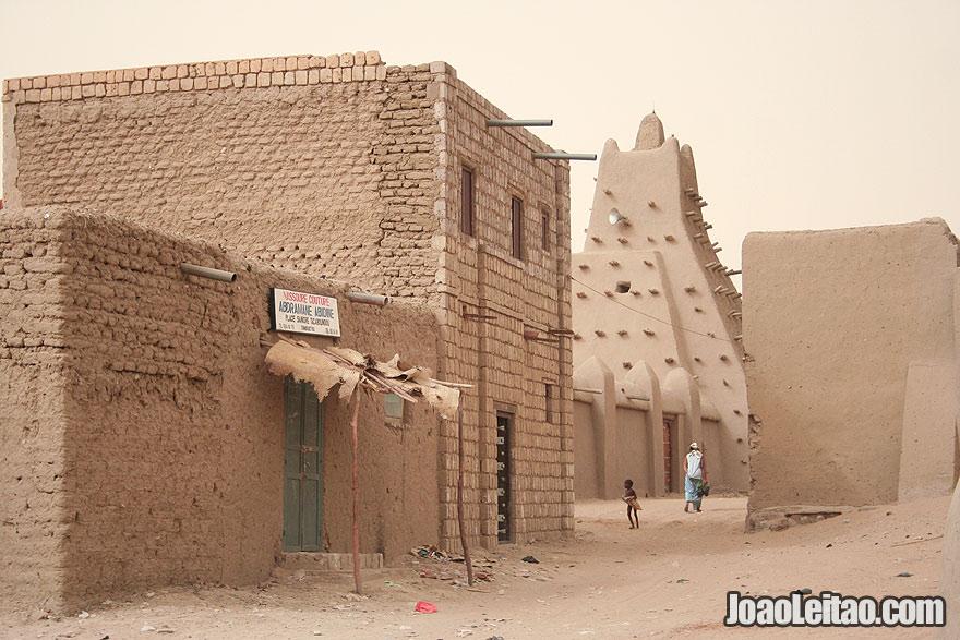 Centro histórico da cidade de Tombuctu, Visitar o Mali