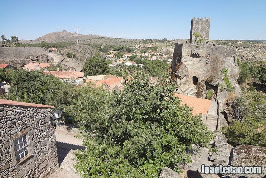 Aldeia e castelo de Sortelha, Visitar Portugal