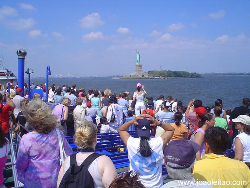 Excursões e passeios em Nova Iorque