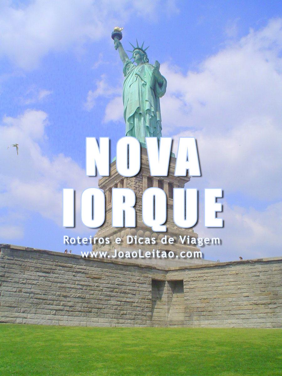Visitar Nova Iorque, Guia de Viagem - Dicas, Roteiros, Mapas, Fotos