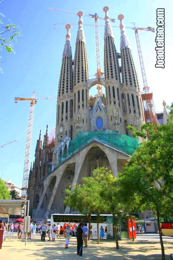 Templo Expiatório da Sagrada Família