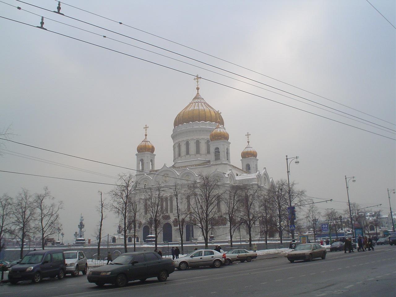 Estrada São Petersburgo a Moscovo