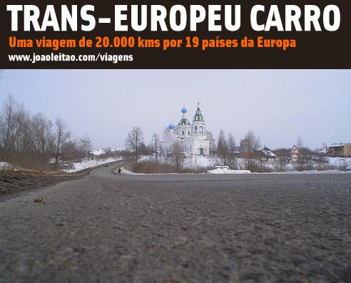 Guia para Viajar de Carro pela Europa