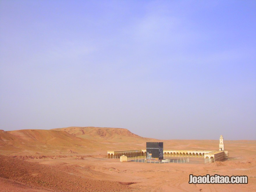 Cenario do Filme Journey To Mecca - In The Footsteps of Ibn Battuta em Ouarzazate