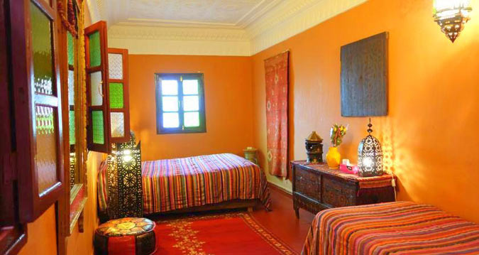 Hotel Dar Rita em Ouarzazate