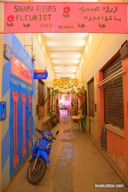 Mercado Coberto de Ouarzazate
