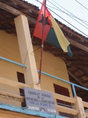 Consulado da Guine Bissau em Ziguinchor Senegal