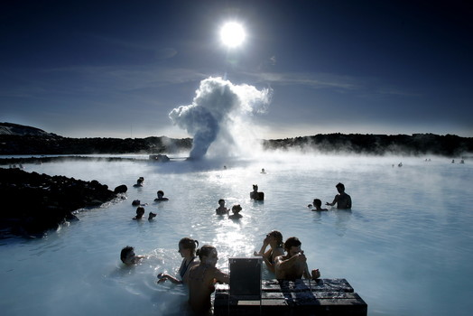 Blue Lagoon Islândia