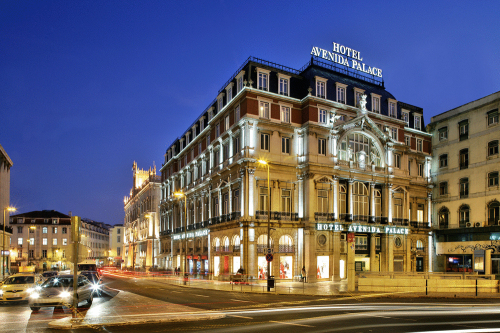 Hotel Avenida Palace Lisboa Portugal