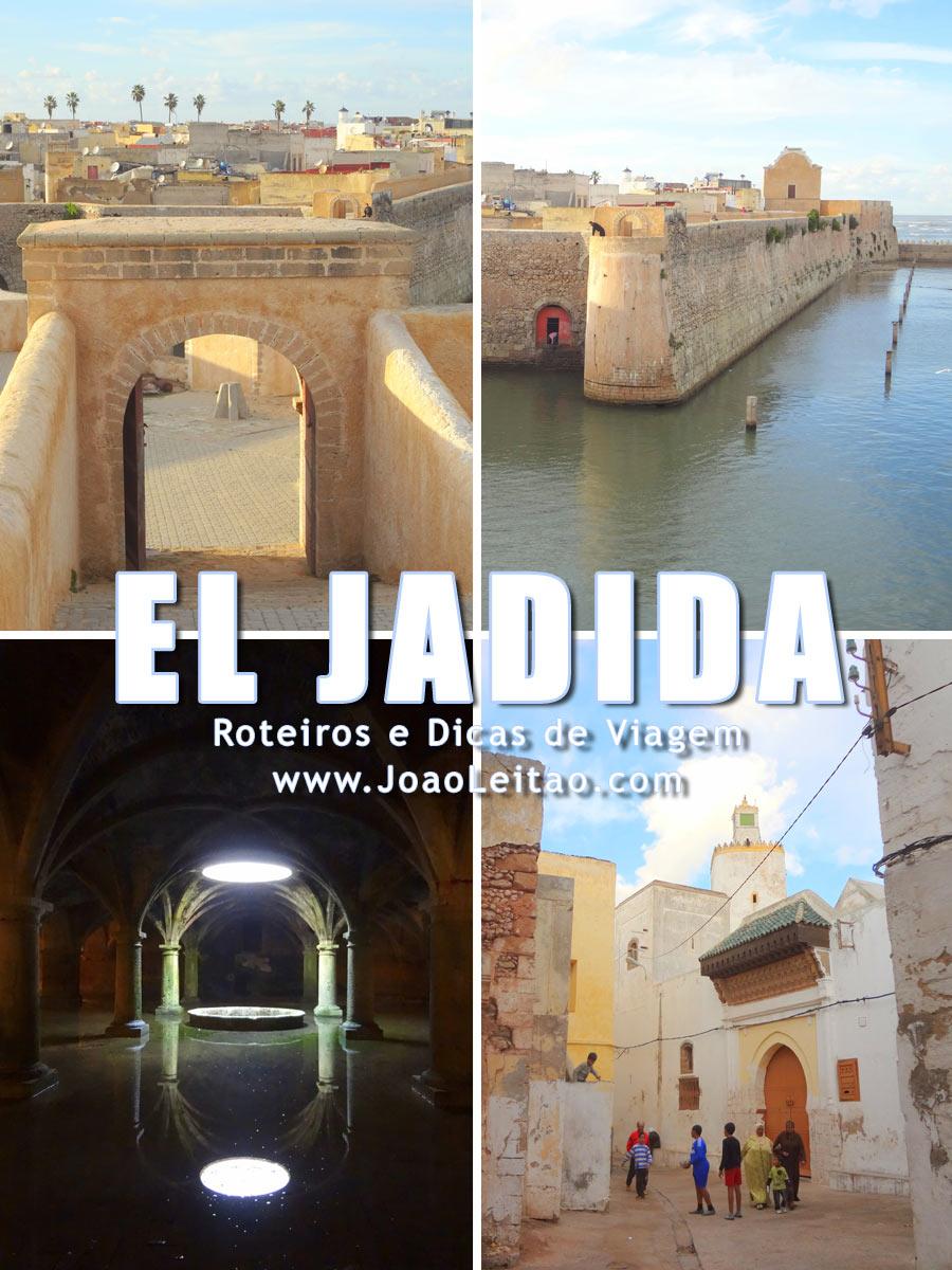 Cidade portuguesa de El Jadida