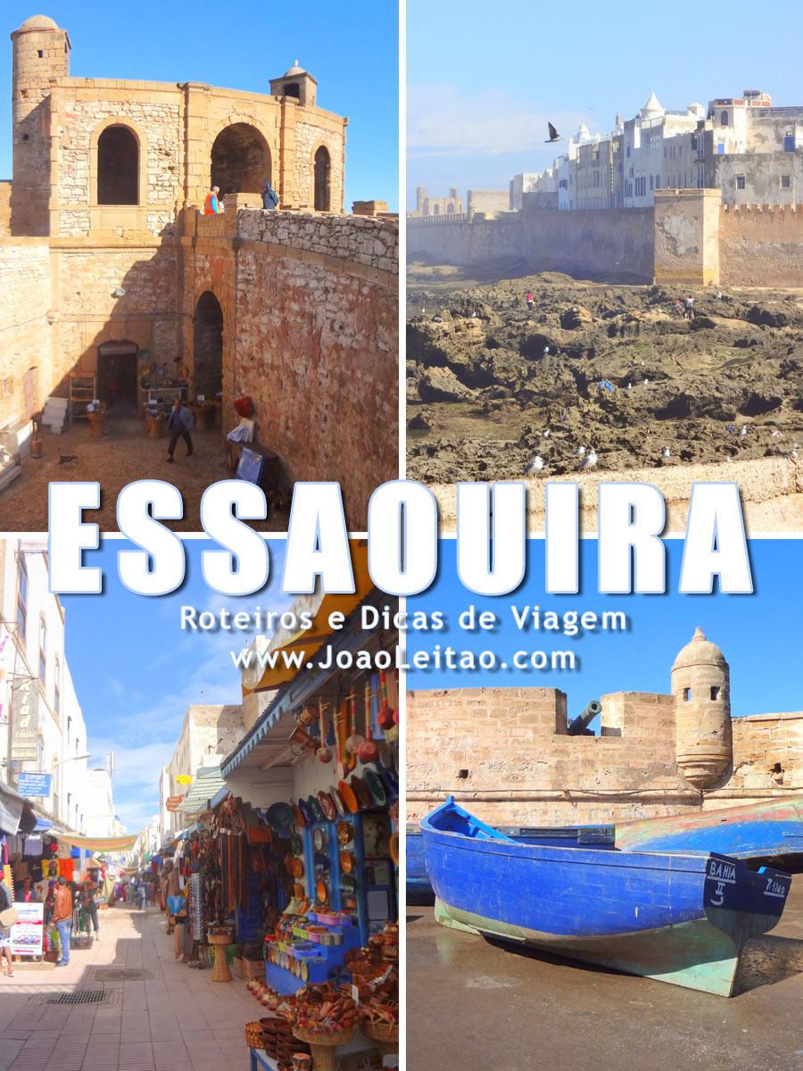 Cidade Costeira de Essaouira