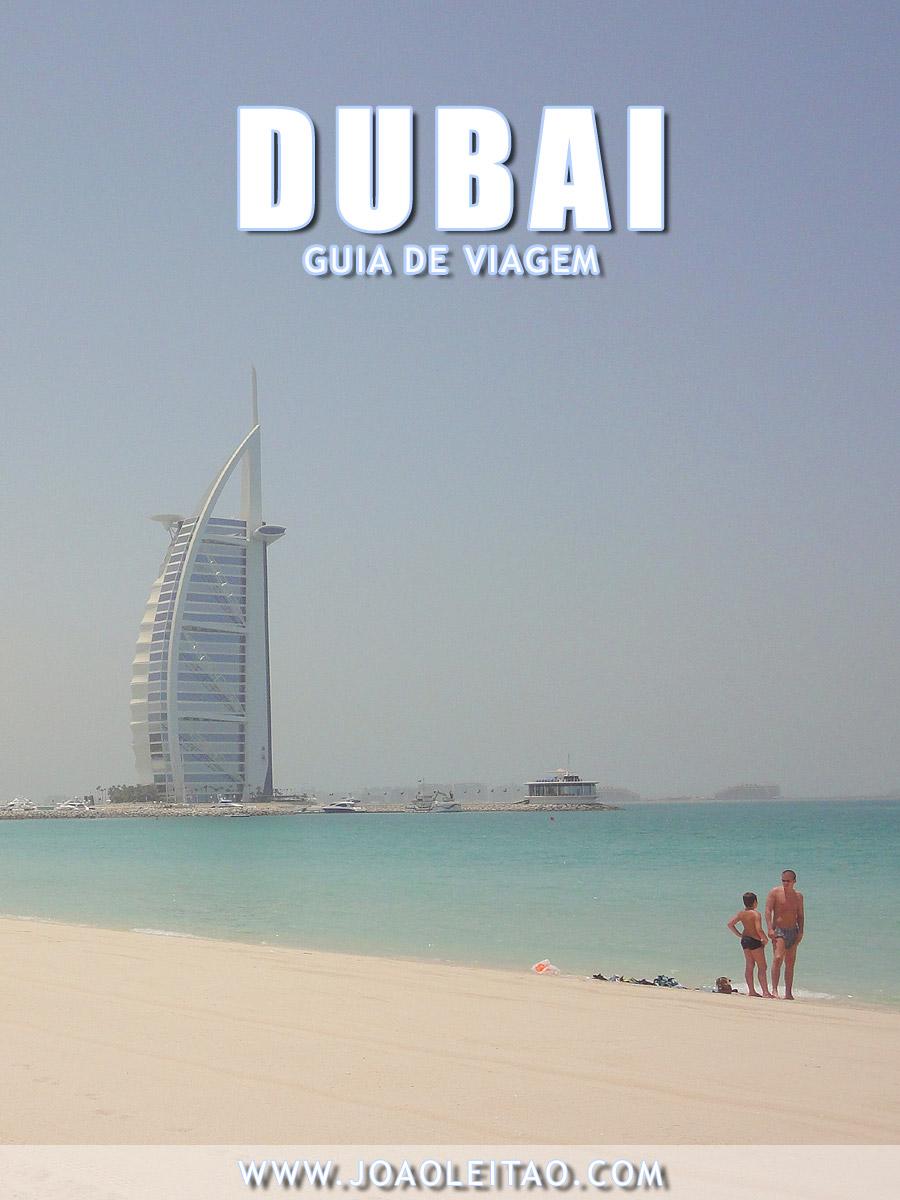 Melhores praias do Dubai