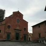 Fotografias San Miniato Toscana, Itália