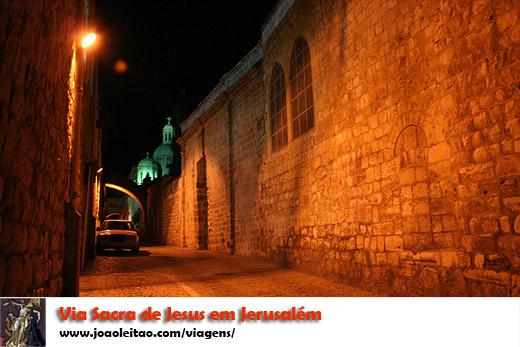 Via Dolorosa, Via Sacra de Jerusalém