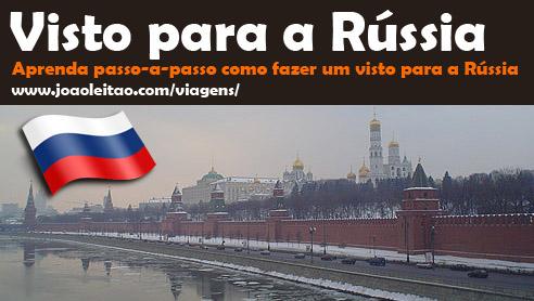 Visto de trânsito para a Rússia em Lisboa