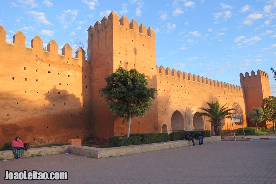 Muralhas de Rabat