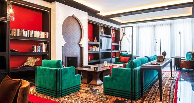 Villa Diyafa Boutique Hotel em Rabat