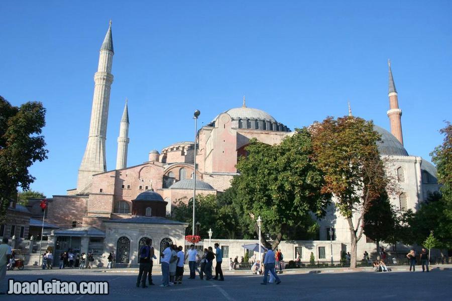 Visitar a Turquia