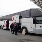 Autocarro Sofia até Veliko Tarnovo Bulgária