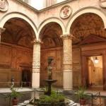 Fotografias do Palazzo Vecchi em Florença, Itália