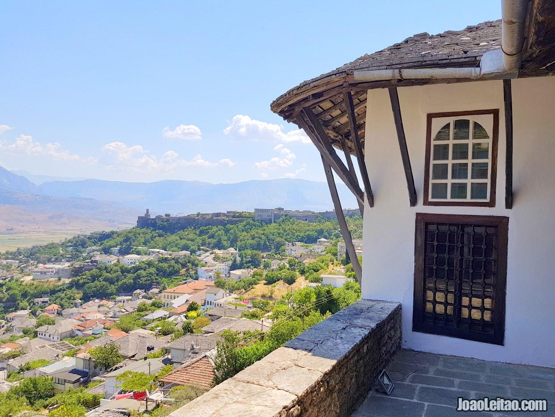 GJIROKASTER, ALBÂNIA
