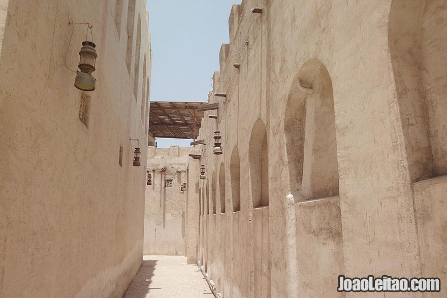 Sociedade de Belas Artes em Sharjah, Visitar os Emirados Árabes Unidos