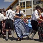 Vídeo de dança tradicional alemã Schwanstoaner