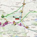 As minhas viagens pela Bulgária