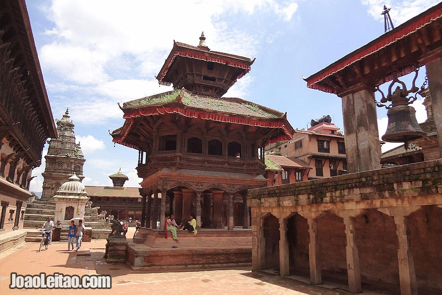 Visitar o Nepal