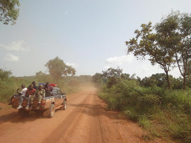 Conduzir no Sudão do Sul