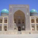 Monumentos Históricos em Bukhara, Uzbequistão