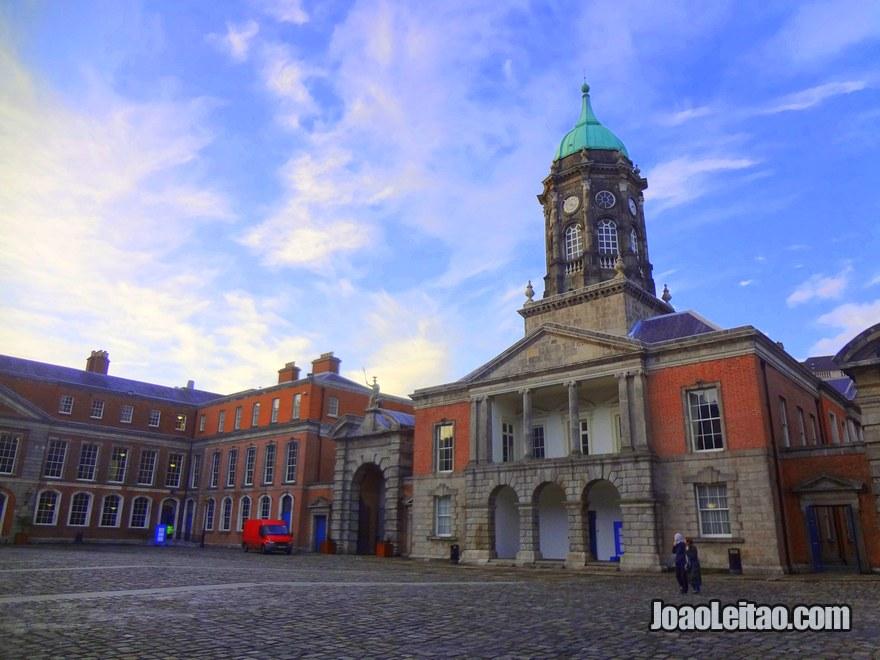 Foto da Tower Bedford no Castelo de Dublin