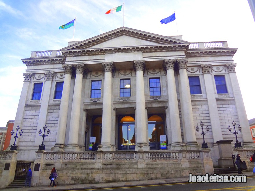 Câmara Municipal, Visitar Dublin