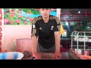 vendedor de gelados em Balkh