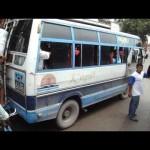 Vídeos Autocarros desde Tansen até Lumbini via Bhairahawa, Nepal