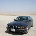Táxi de Erbil até Dohuk, BMW Privado Transporte no Iraque