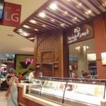 Restaurante Indiano no Dubai Mall, Dubai Emirados Árabes Unidos