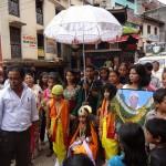 Vídeos do Festival Gaijatra, O festival das vacas em Tansen, Nepal