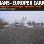 Trans-Europeu de Carro, Parte 8: Alemanha