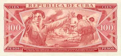 Moeda de Cuba, dinheiro de Pesos cubanos