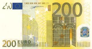 Moeda Euro, dinheiro da União Europeia