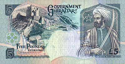 Moeda Gibraltar