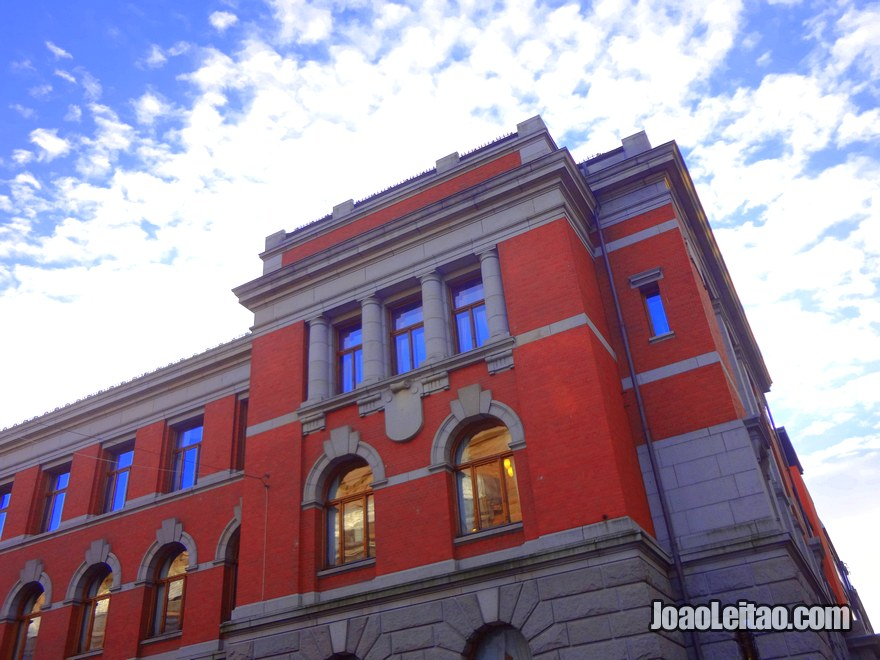 Foto Arquitectura em Oslo
