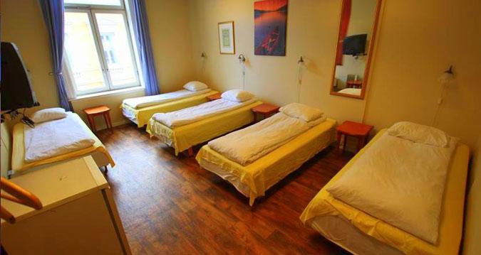 Sentrum Hostel em Oslo